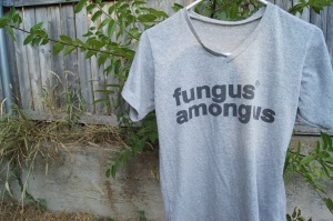 T-Shirt Series #1: Fungus Amongus