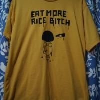 T-Shirt Series #3: Eat More Rice, Barf Eater