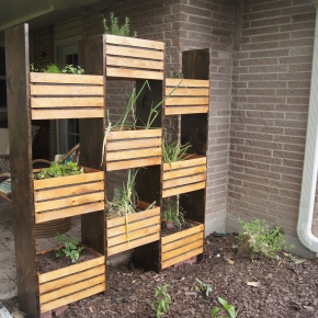 DIY or Die: Vertical Garden