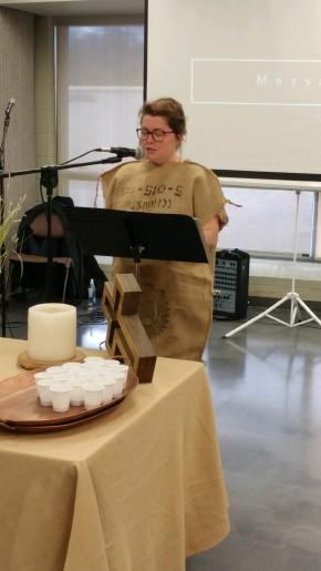 Sermon: Communal Lament and ModernSackcloth